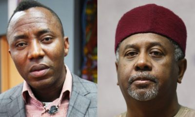FG orders release of Dasuki and Sowore