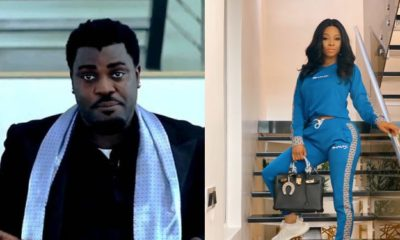 'I dare Toke Makinwa to openly show how she can afford her lifestyle' - Actor Yomi Black