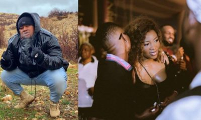 'I go nack person latest juju' – Cubana chief priest warns Wizkid to stay away from Genevieve