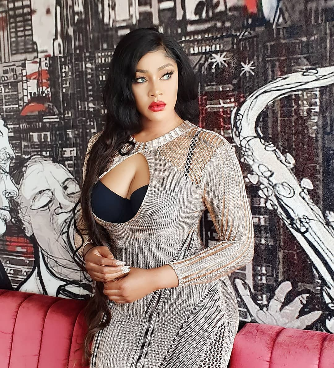 """""""Tacha snubs me, what an ungrateful personality""""- Angela Okorie"""