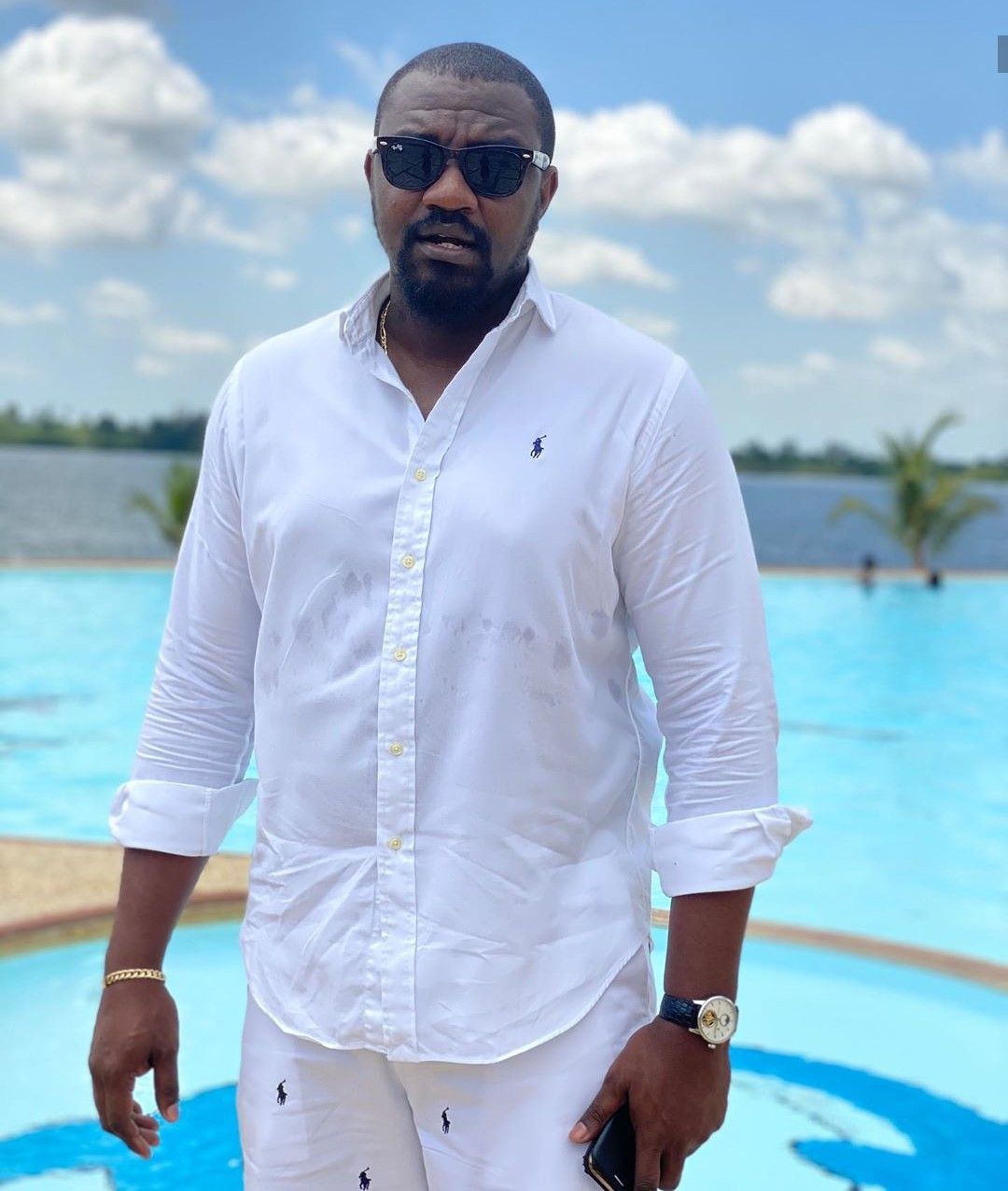 John Dumelo advocates for polygamy to be legalized, says most married men have sidechicks