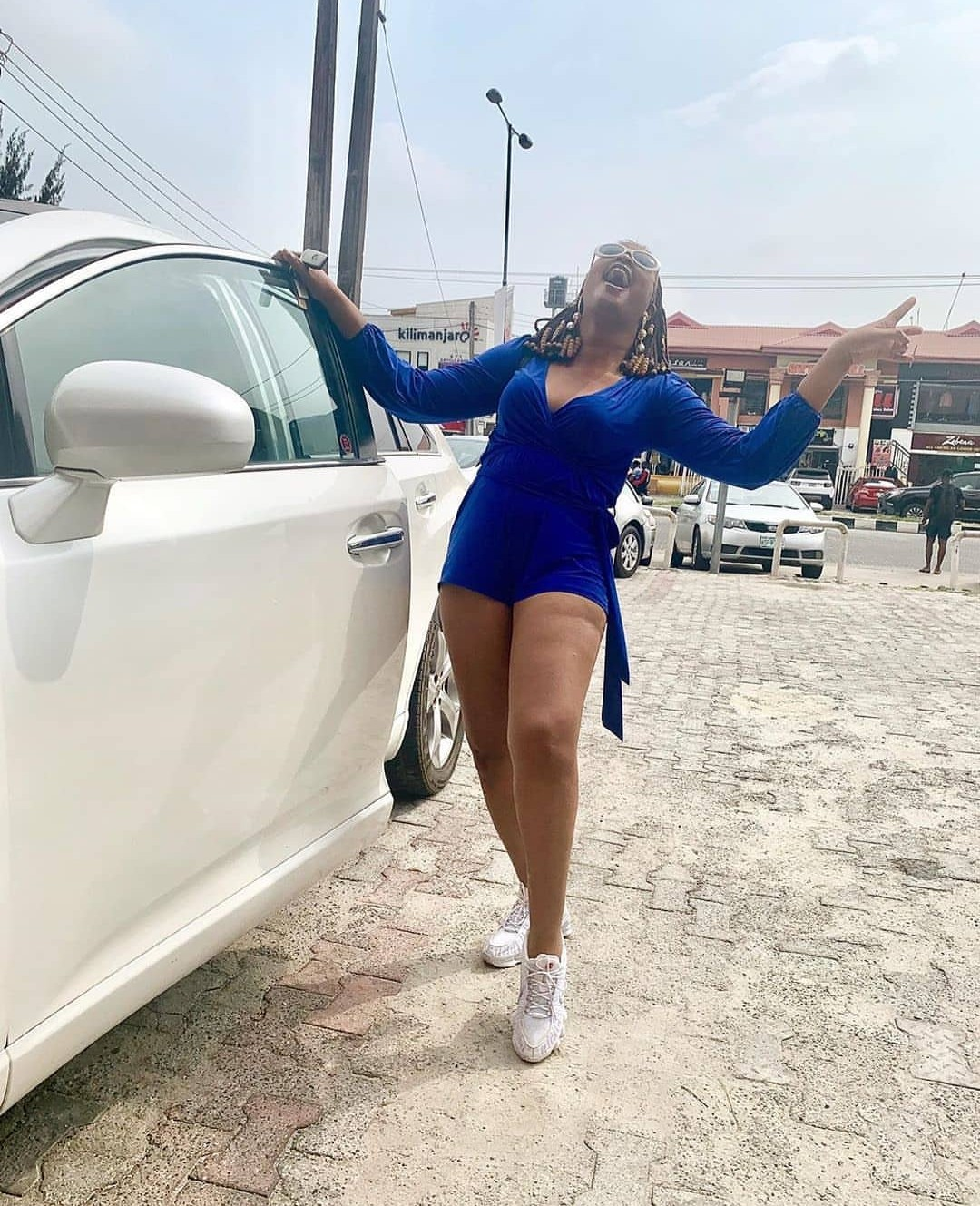 I don't live fake life and I never will- Actress Etinosa replies Duncan Mighty