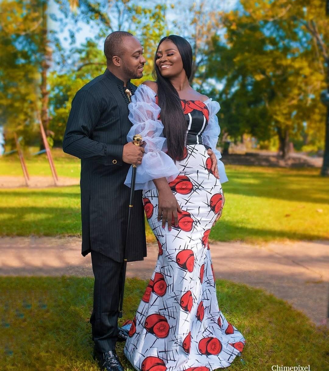 Actress Chizzy Alichi shares adorable pre-wedding photos