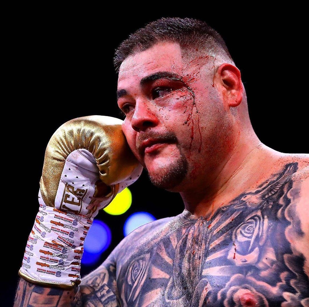(Watch) Andy Ruiz Apologizes To His Fans For Letting Them Down thumbnail