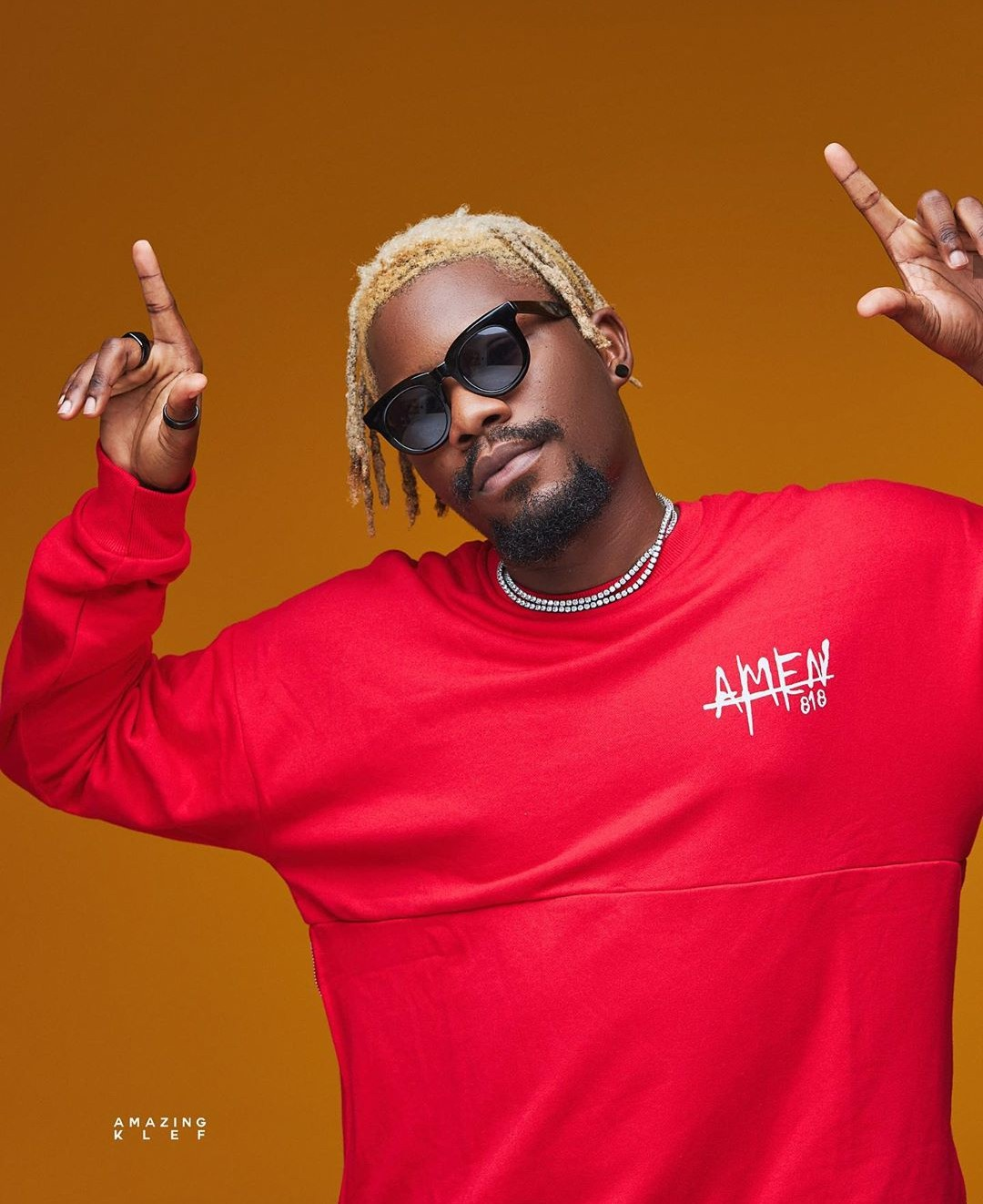 Rapper Ycee replies a troll who tagged him a bad influence
