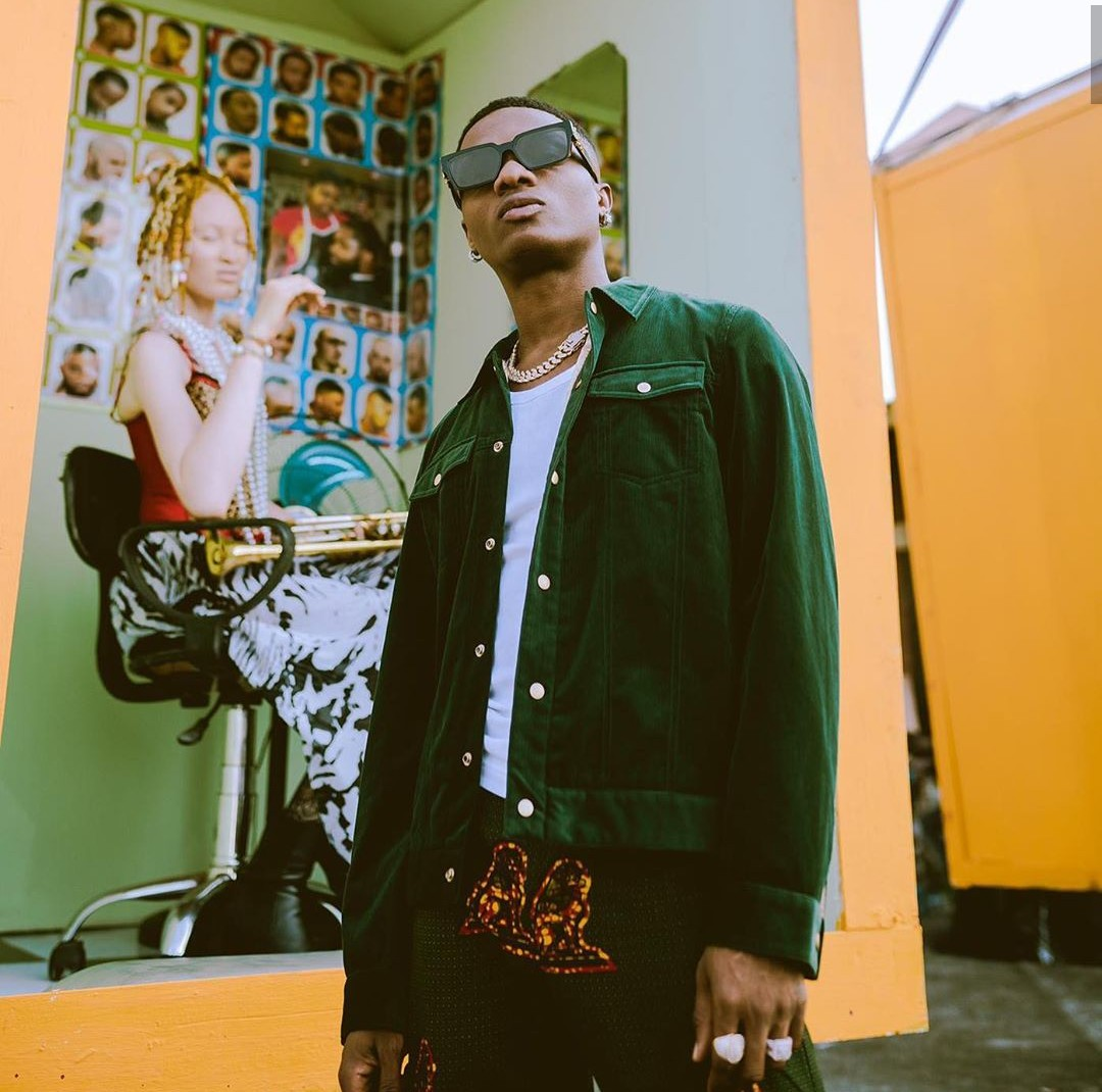Wizkid replies man who begged him to pay tribute to his late mom