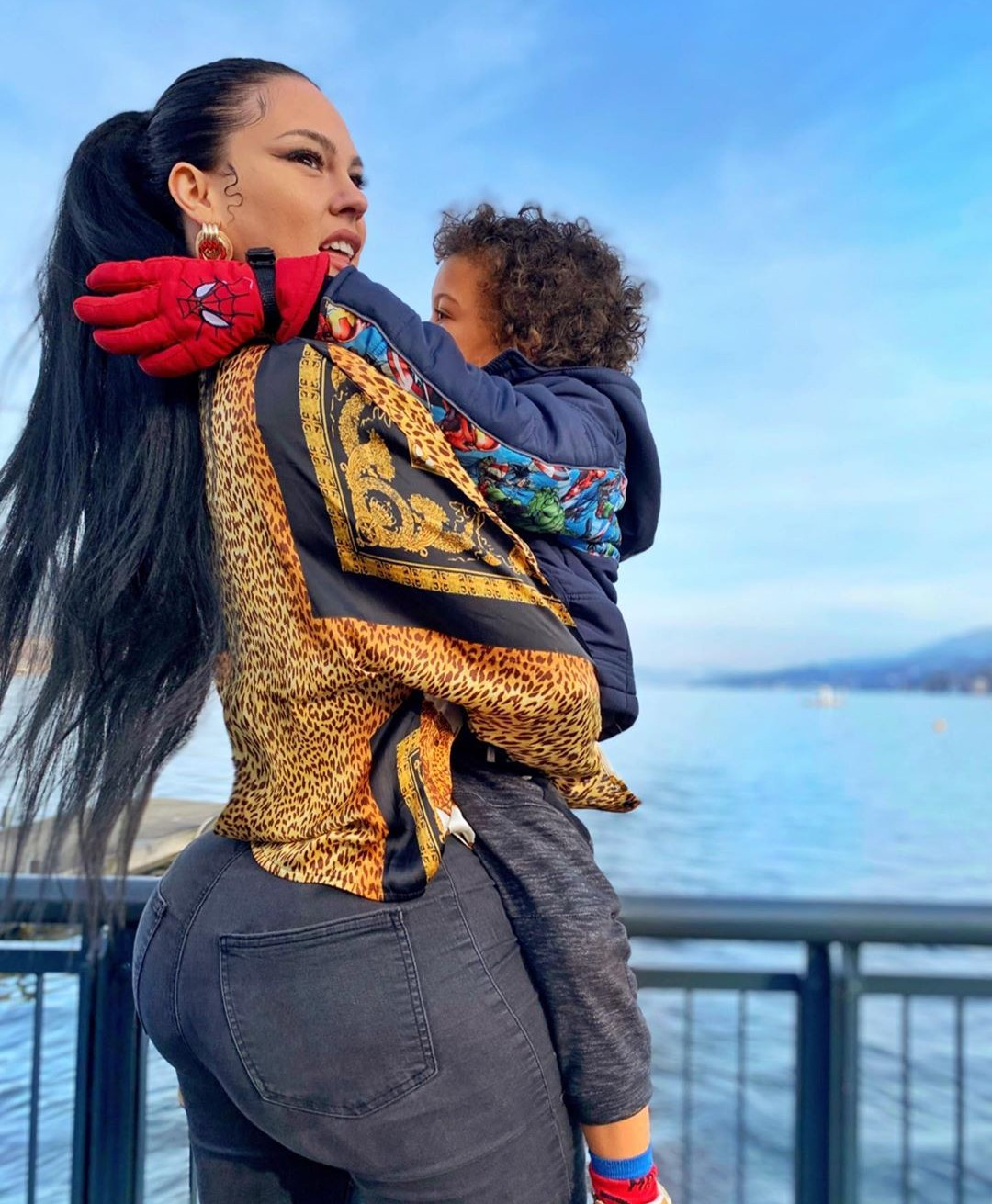 """""""Life as a single mother is super fulfilling""""- Ik Ogbonna's Ex-wife, Sonia writes"""