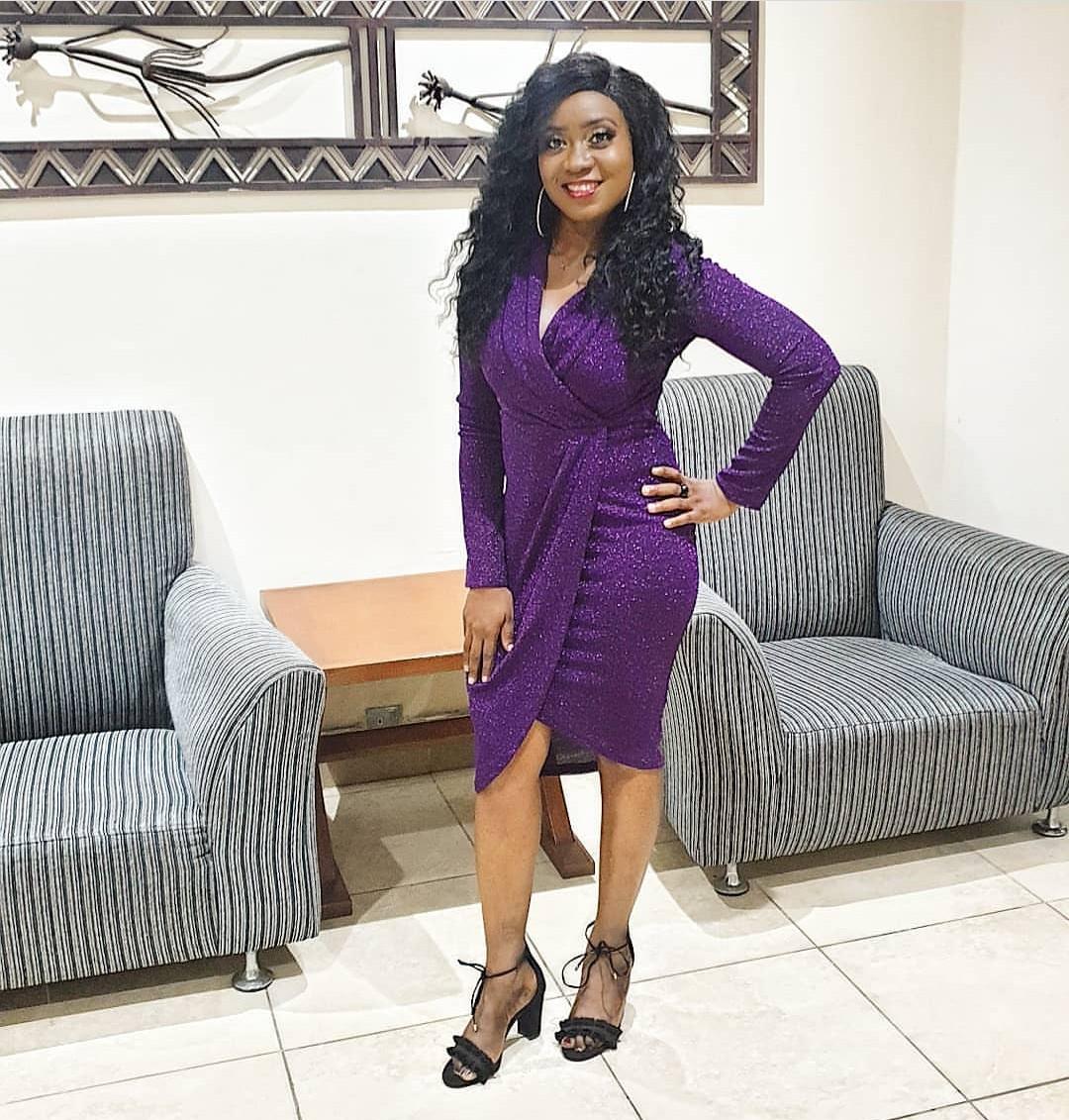 Soul singer, Nikki Laoye celebrates 39th birthday with lovely photos