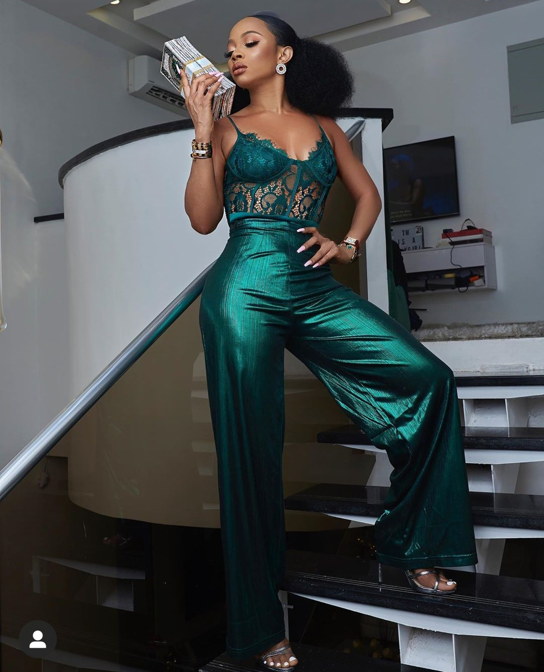 """""""If you cheat on me and think I will be ashamed, you haven't met me"""" – Toke Makinwa writes"""