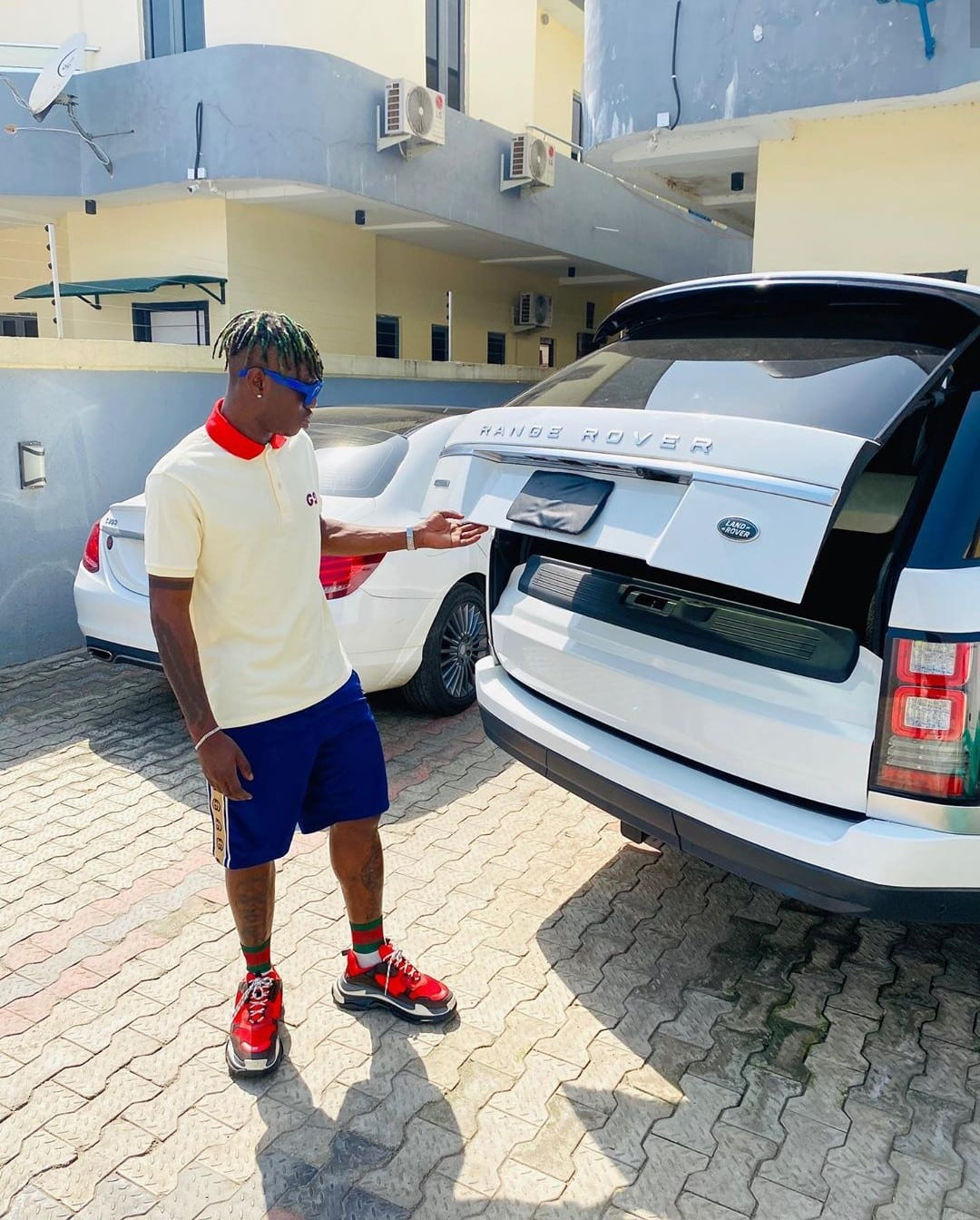 """""""Nothing can stop me from becoming a father in 2020""""- Zlatan Ibile"""