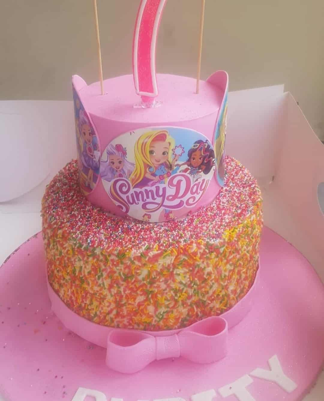 """""""My first fruit, mummy's heart and smile""""- Mercy Johnson writes daughter, Purity as she turns 7"""