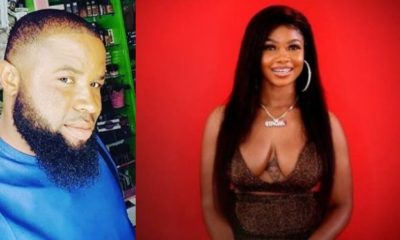 Instagram troll blasts Tacha for tattooing Davido's face on her chest