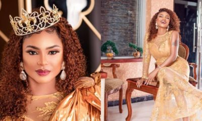 Iyabo Ojo celebrates her 42nd birthday (photos)