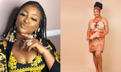 'My Boyfriend Is 10 Years Younger And He Is Huge Down There' - Etinosa Idemudia