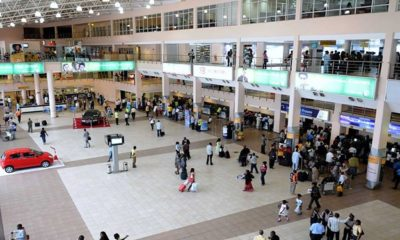 Nigerian man who just arrived from china, slumps and dies at Lagos Airport