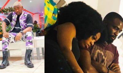 OAP Dotun apologises as he congratulates Gedoni on his engagement to Khafi