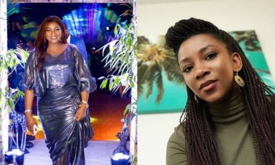 Omotola Jalade-Ekeinde dismisses claims that she and Genevieve Nnaji are sworn enemies