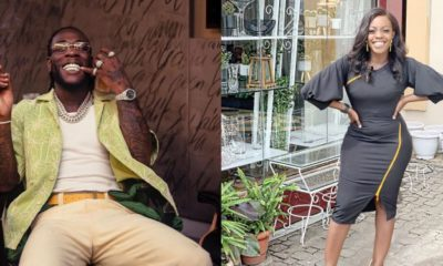 Shade Ladipo finally reveals why she certified Burna Boy a twat and the most unprofessional artiste in the world