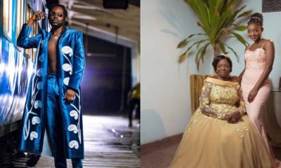 Simi's mother calls out Adekunle Gold over unpaid bride price