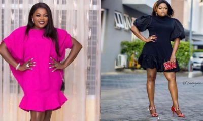 """Stop forming stupid and unbelievable stories just to look relevant"" - Funke Akindele warns celebrities"