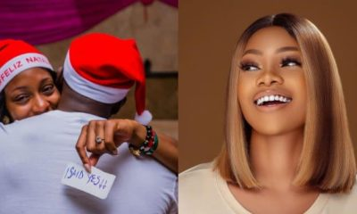 Tacha reacts as Gedoni engages Khafi on Christmas Day