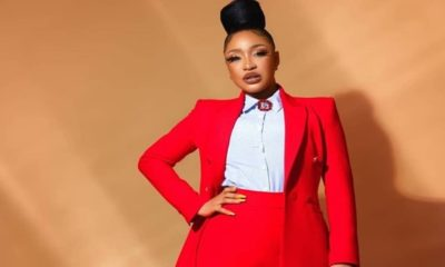 Tonto Dikeh replies a 'Sugar Daddy' in her DM that wants to put her on a $400 weekly allowance
