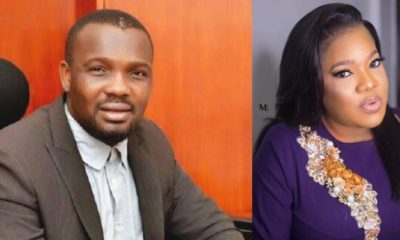 Why I am very angry with Toyin Abraham – Yomi Fabiyi spills