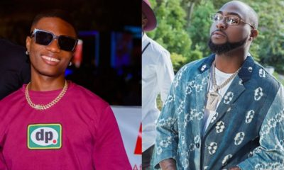 Wizkid reacts to video of Davido advertising COZA church