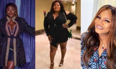 Yvonne Jegede, and other celebrities react to Omotola Ekeinde's viral interview