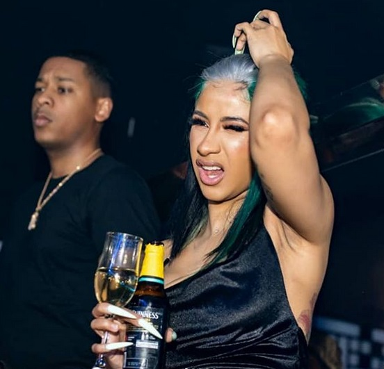 Cubana Chief Priest reveals the mixture in the Nigerian beer Cardi B had that knocked her off