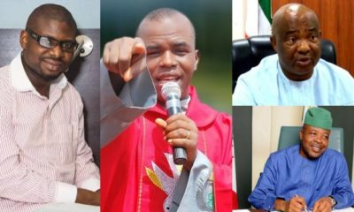 'Mbaka already got hints from Aso Rock' – Pastor Giwa says over Uzodinma 'prophesy'