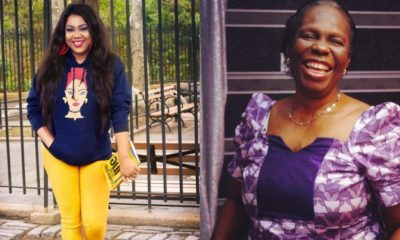 """The love she had for me was just too much"" - Stella Damasus breaks down as her mother-in-law dies"