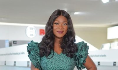 """The secret of having it all is believing you already do"" – Mercy Johnson"
