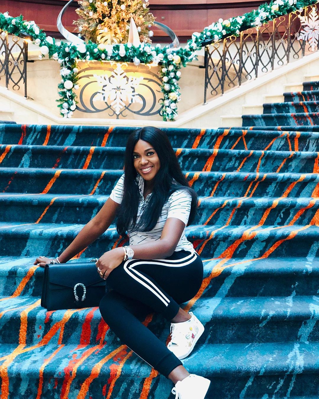 'Bringing down someone to climb the ladder is witchcraft' – Omoni Oboli