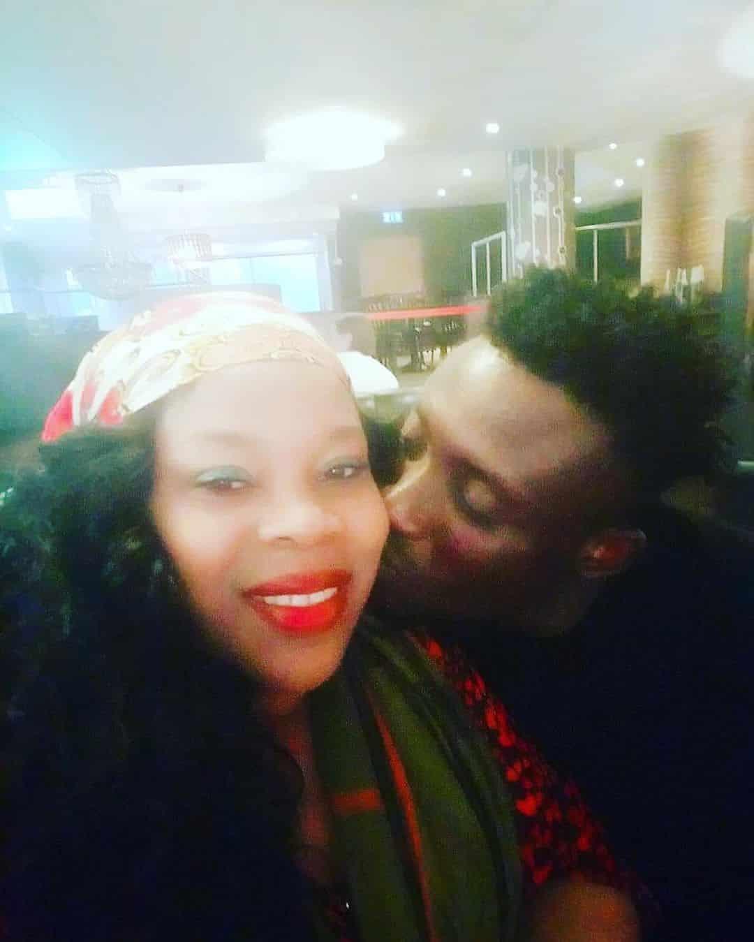 Zimbabwean transgender lady endsrelationshipwith herNigerian boyfriend.