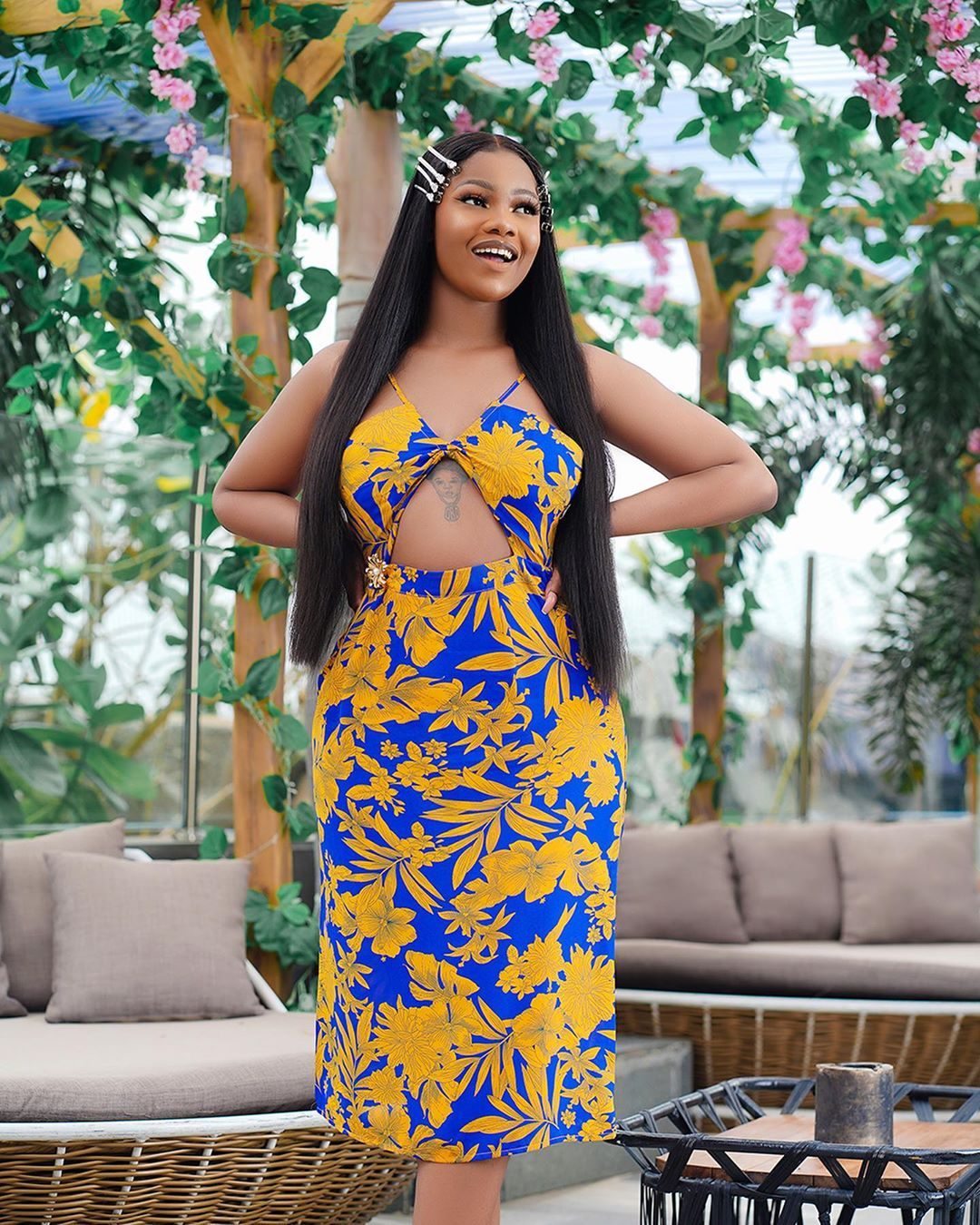 Tacha set to open Titans collection (video)