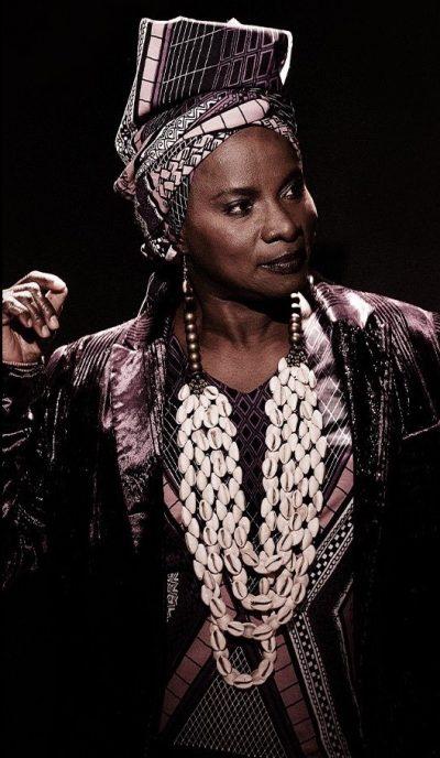 Burna Boy loses Grammy award to Angelique Kidjo