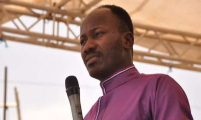 Apostle Suleman Unveils New Year 2020 Prophetic Declaration