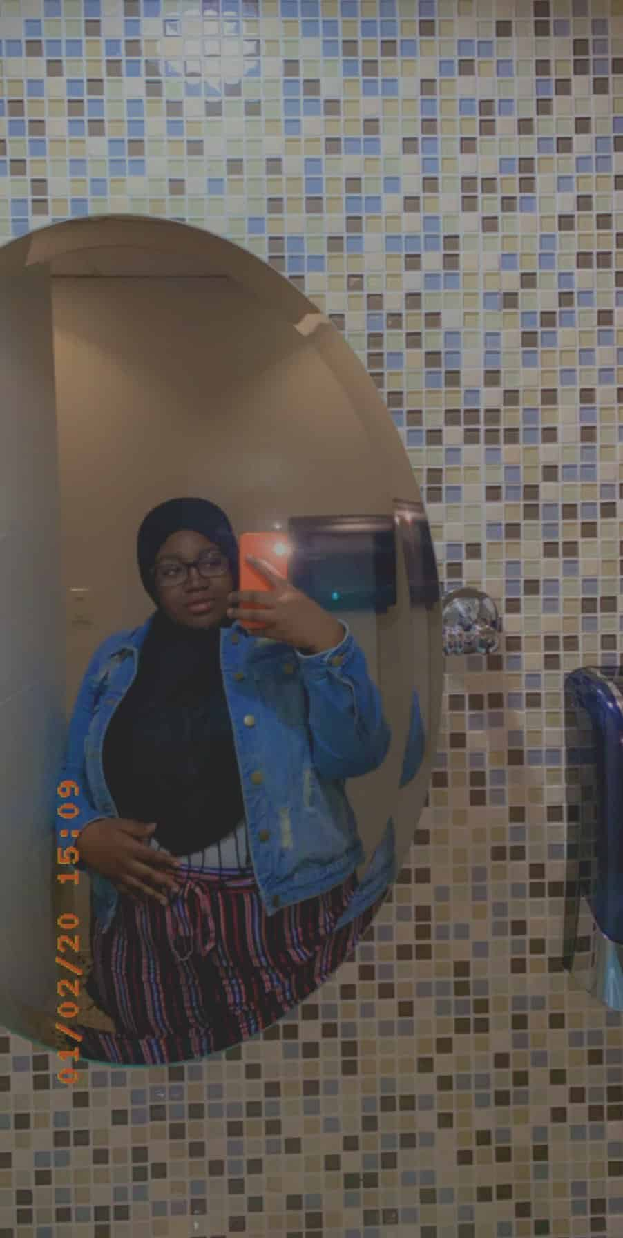 Nigerian lady sent home for wearing hijab to work in USA (video)