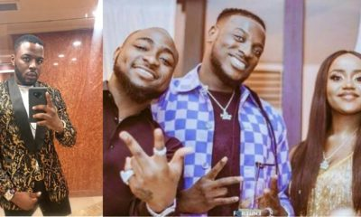 Golden Boy Ent boss accuses Peruzzi of sleeping with Davido's fiancee Chioma