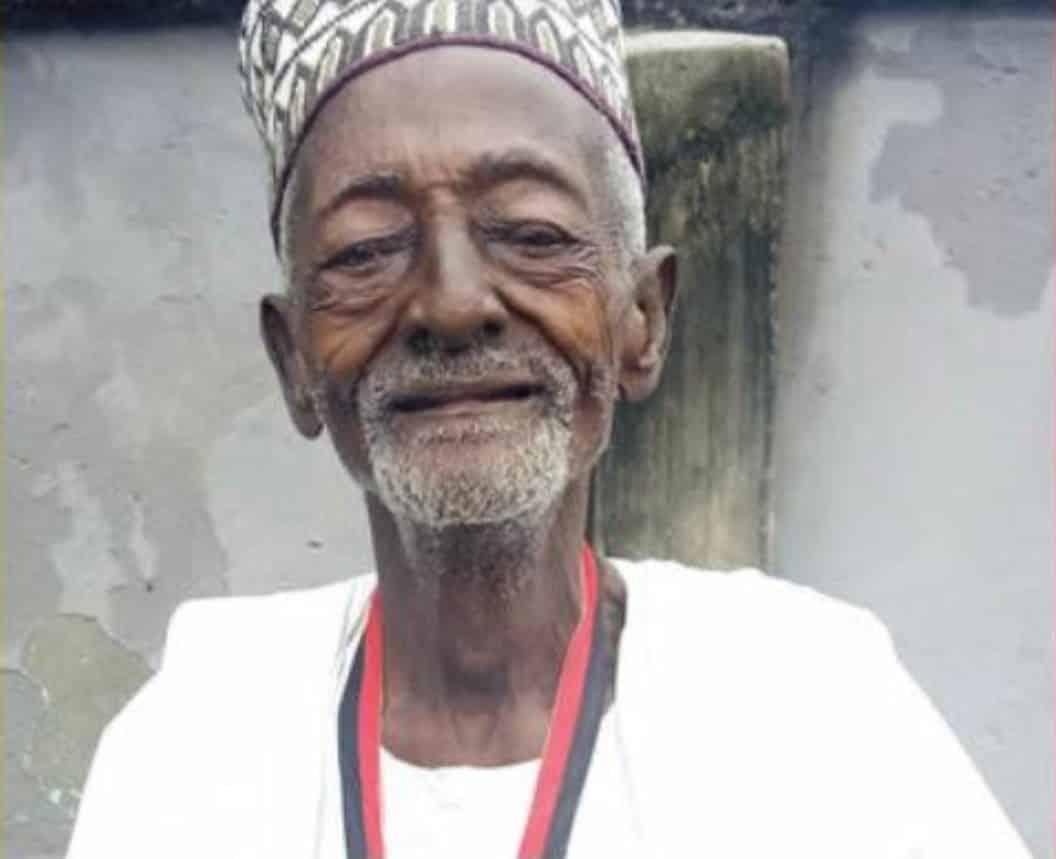 Oldest surviving Nigerian Army Soldier dies at 101 (Photos)