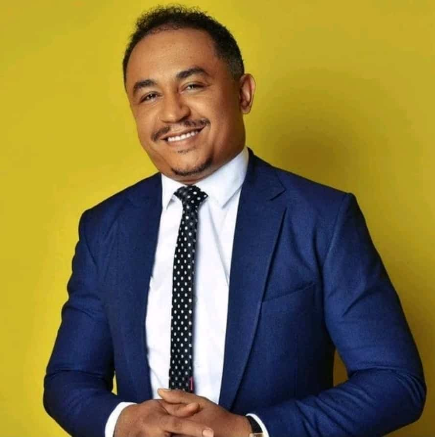 Daddy Freeze tackles Leke Adeboye over first fruit offering explanation