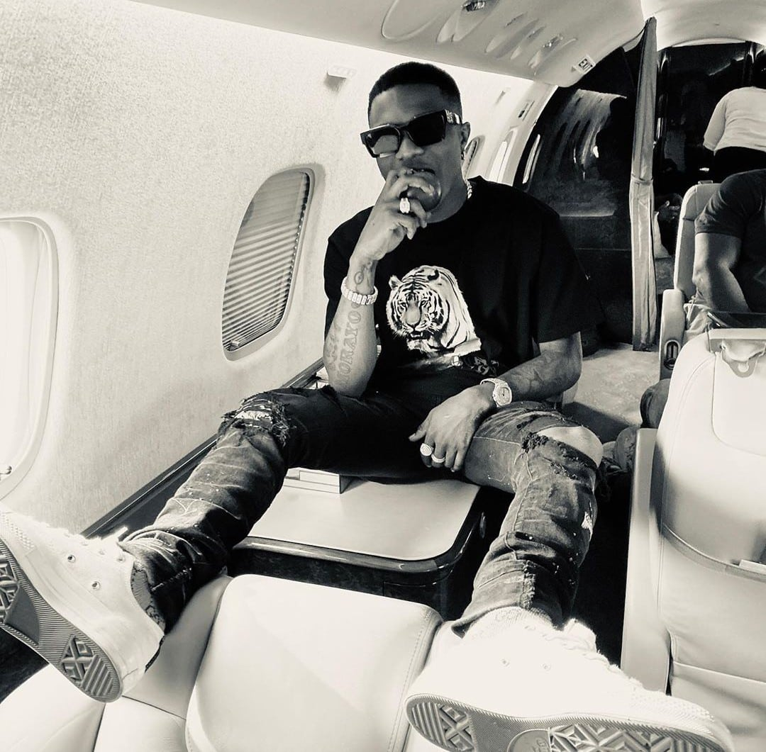 Call Wizkid for your show and get Tiwa Savage and Teni for free- Man reveals