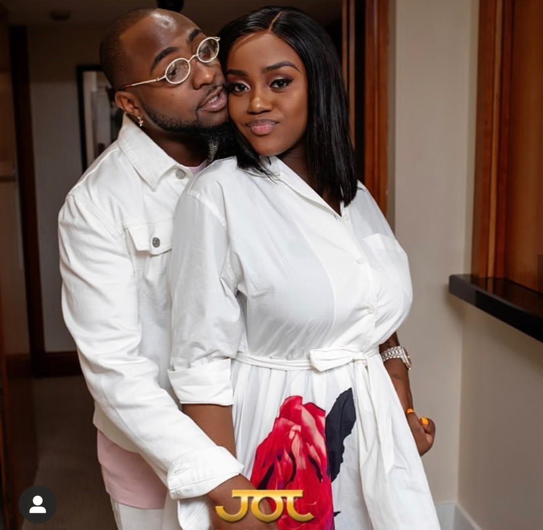 Should Chioma Marry Davido Or Peruzzi? — Kemi Olunloyo sparks debate