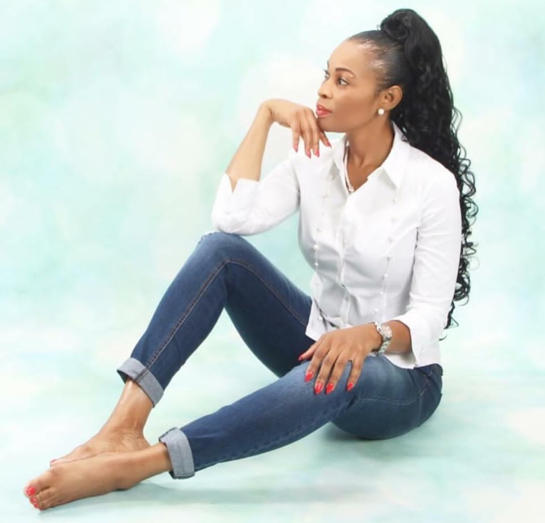 """Actress Georgina Onuoha says """"There is neither happiness nor misery in the world"""""""