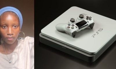 Nigerian lady says she's saving some money to purchase Playstation 5 for her boyfriend