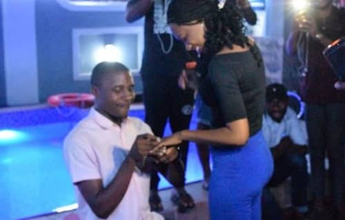 Man whose bride canceled wedding finds love again, gets engaged on New Year's Day (Photos)