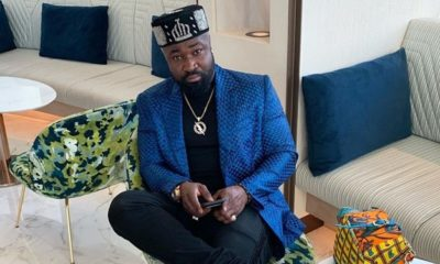 'Side chicks will be sent to life in prison if I become president' – Harrysong