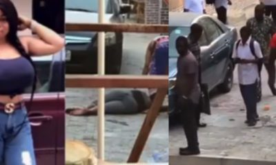 Soldier mistakenly kills the sister of lady who called him to help beat a neighbor (Video)