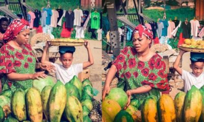 Toyin Lawani reveals how she celebrated her sons 6th birthday